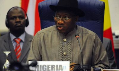 Former President Goodluck Jonathan Speaks On Contesting 2023 Presidential Election