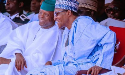 APC Dismisses Claim FIRS Financed Buhari/Osinbajo 2019 Election