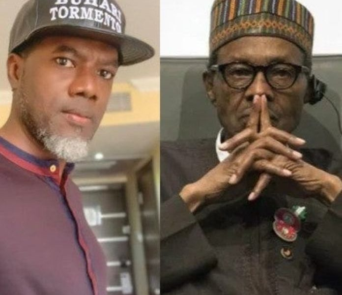 Reno Omokri and Buhari 696x600 - Reno Omokri Makes 'Strong Accusation' Against Buhari