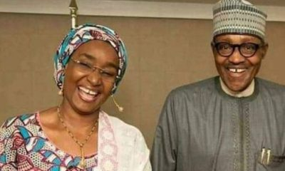 No plan to get new wife for Buhari