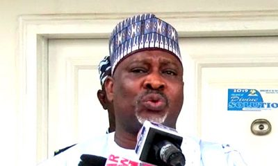 Impeached Kogi Deputy Governor Urges Buhari To Stop Lawlessness