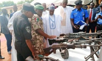 210 Bandits 'Surrender' In Sokoto, Free Captives