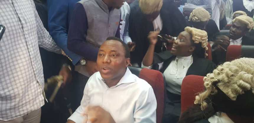 Just In: Finally, DSS Releases Sowore