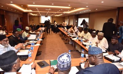 Just In: Governors Fixes Date To Meet Over Coronavirus, Palliatives