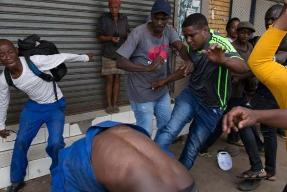 Nigerian Officials, South African Police Take Action Over Fresh Xenophobic Attacks