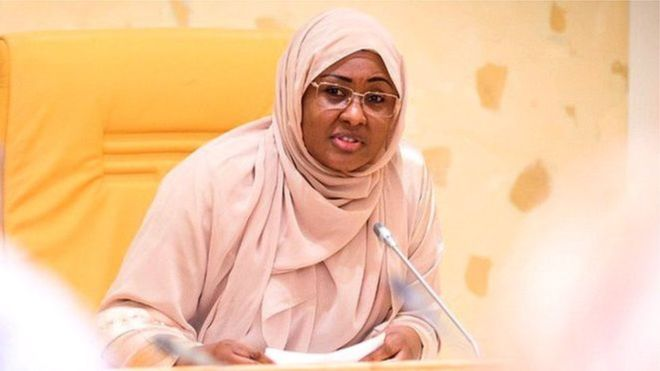 Aisha Buhari Reveals How She Wants To Be Remembered After Leaving Office