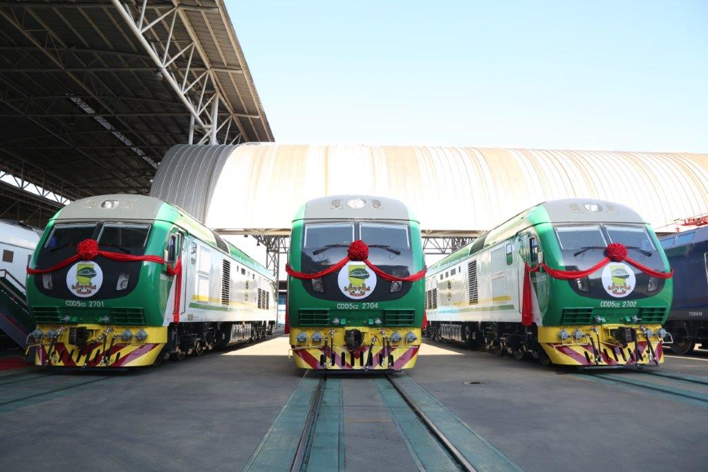 bus1 1 - See Photos Of Locomotive Trains Been Built For Nigeria In China