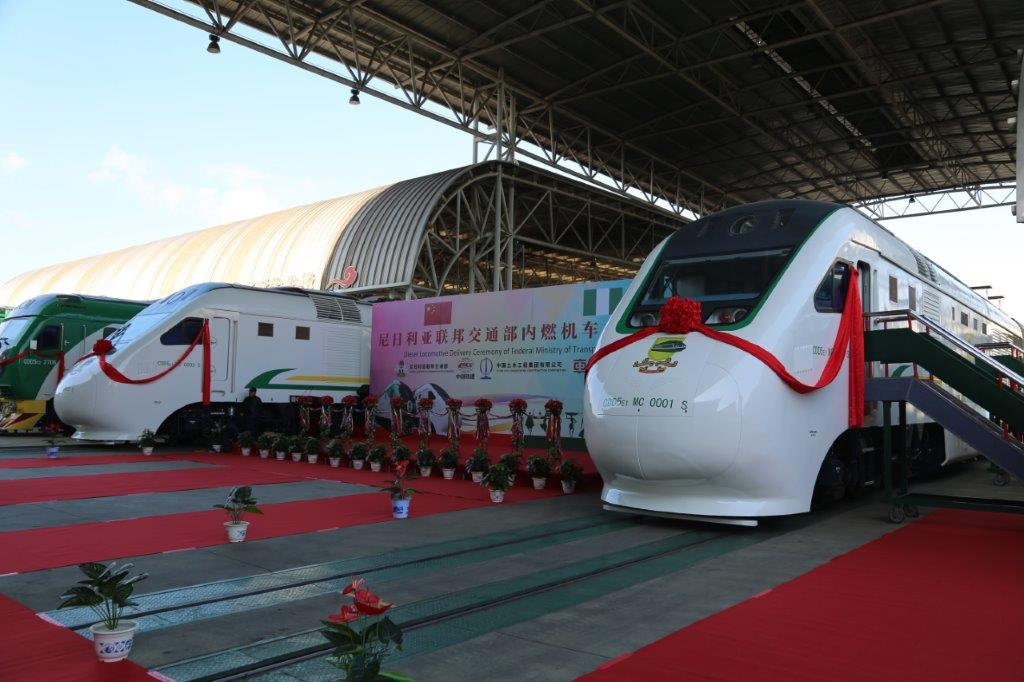 bus5 - See Photos Of Locomotive Trains Been Built For Nigeria In China