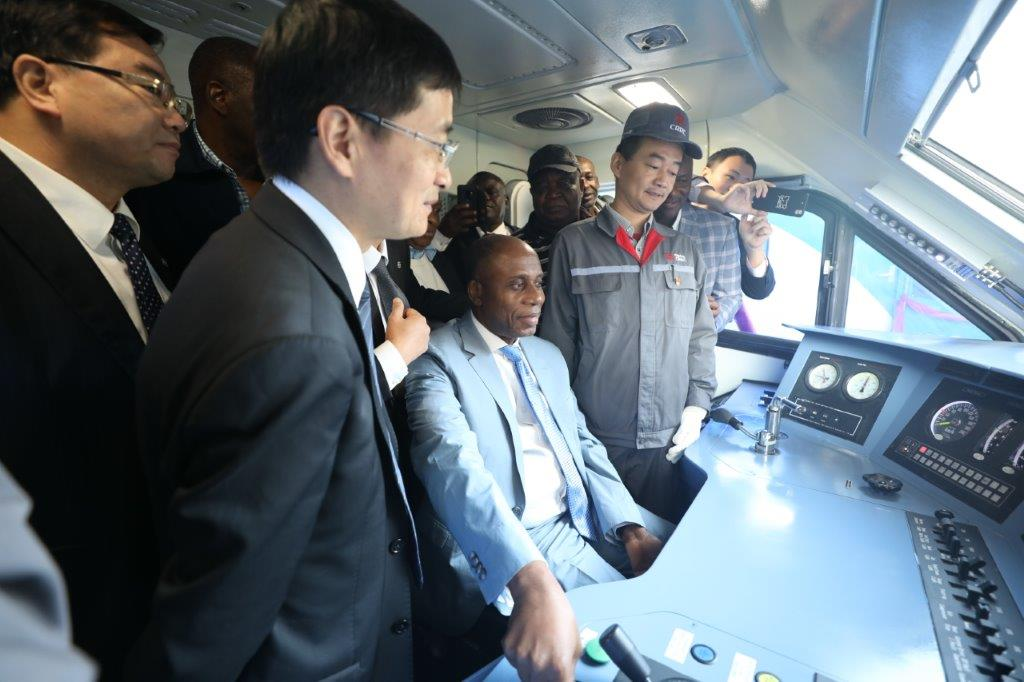 bus7 - See Photos Of Locomotive Trains Been Built For Nigeria In China