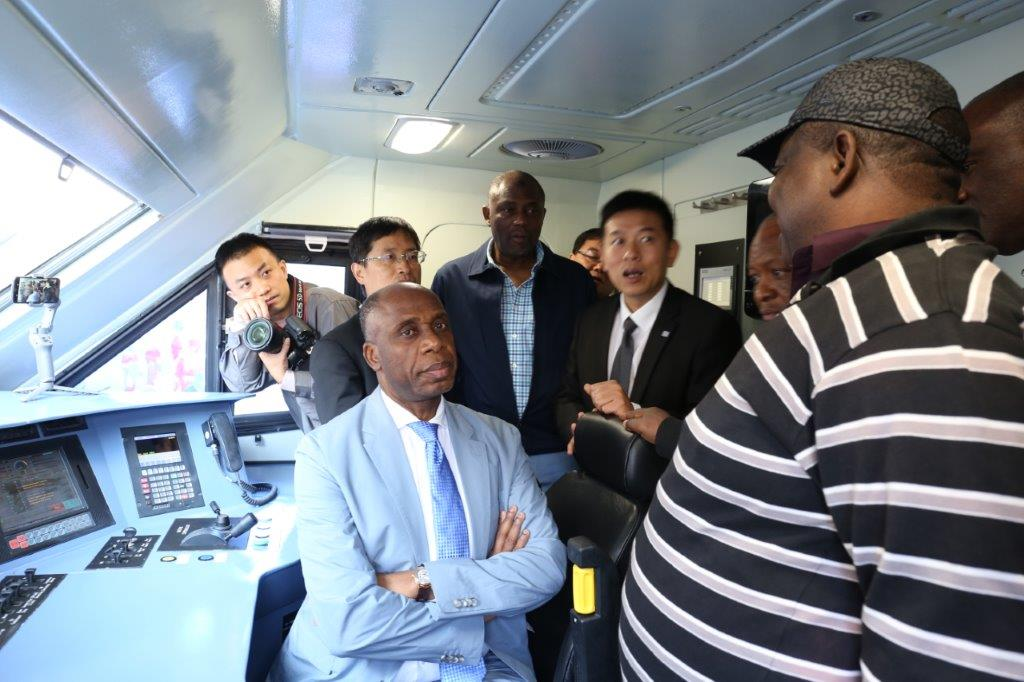 bus8 - See Photos Of Locomotive Trains Been Built For Nigeria In China