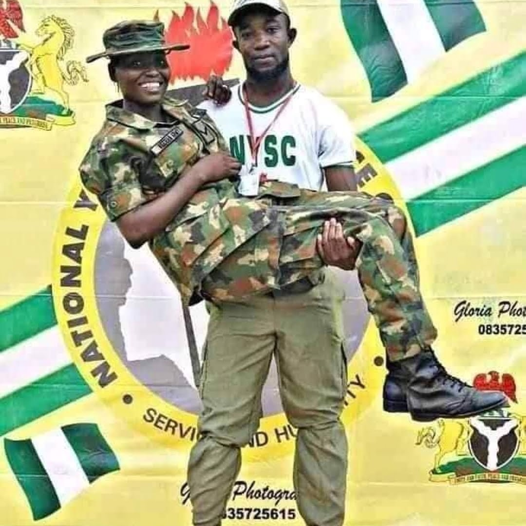 73181896 1211988895855218 3623561688527697581 n - NYSC: Corp Member Proposes To Female Soldier After Three Weeks In Camp