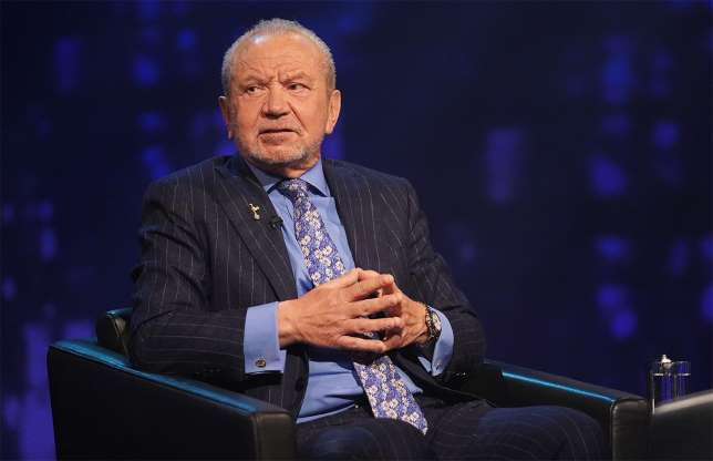 Alan Sugar - 30 Celebrities Targeted By Trump On Twitter