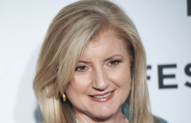 Arianna Huffington - 30 Celebrities Targeted By Trump On Twitter