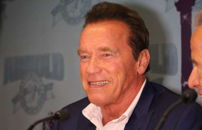 Arnold Schwarzenegger - 30 Celebrities Targeted By Trump On Twitter