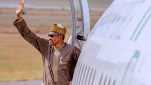 Buhari departs 300x169 - Buhari Bars Air France, Lufthansa, Others (Full List)
