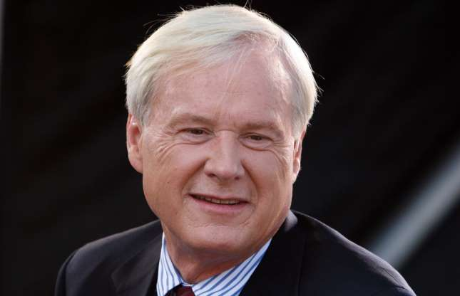 Chris Matthews - 30 Celebrities Targeted By Trump On Twitter