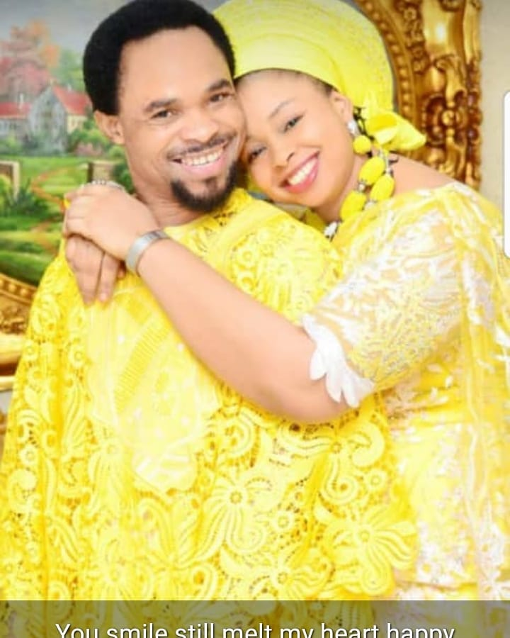 Prophet Odumeje Welcomes New Baby With Wife, Uju (Photo)