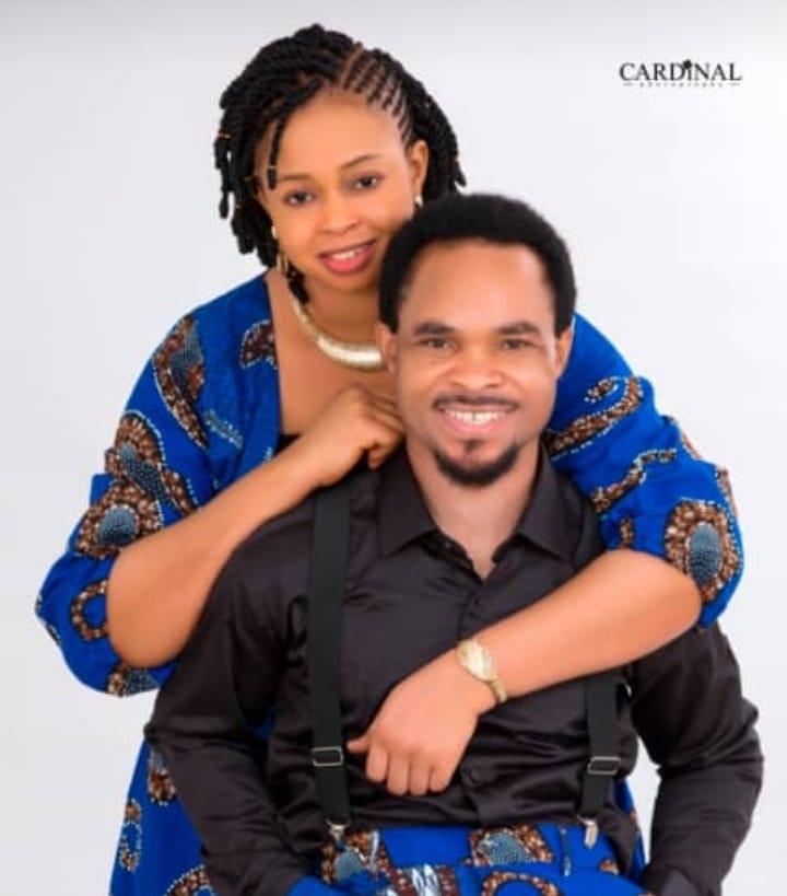 Chukwuemeka Odumeje4 - Photos: Popular 'Wrestling Pastor', Prophet Chukuwemeka Shares Lovely Family Photos