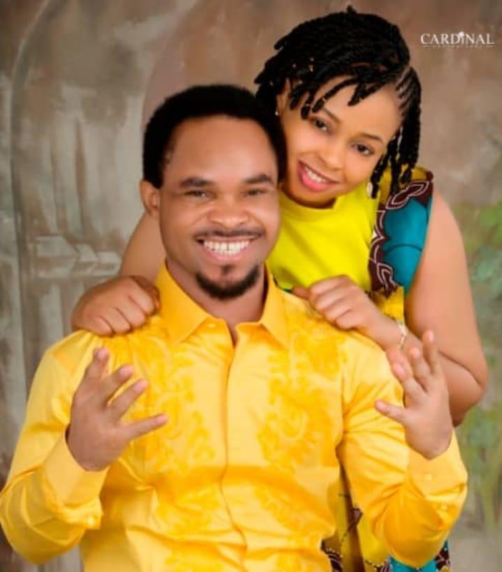 Chukwuemeka Odumeje8 - Photos: Popular 'Wrestling Pastor', Prophet Chukuwemeka Shares Lovely Family Photos
