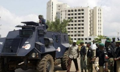 Heavy Security In Osogbo Over Yoruba Nation Protest