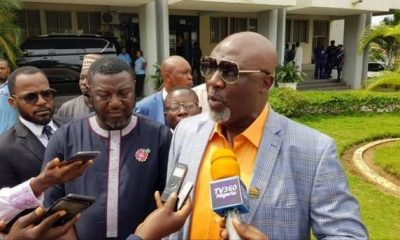 Postpone Kogi West Supplementary Election - Dino Melaye Tells INEC