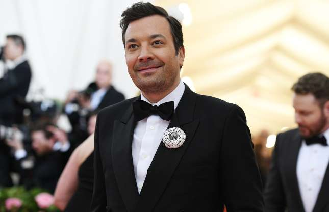 Jimmy Fallon - 30 Celebrities Targeted By Trump On Twitter