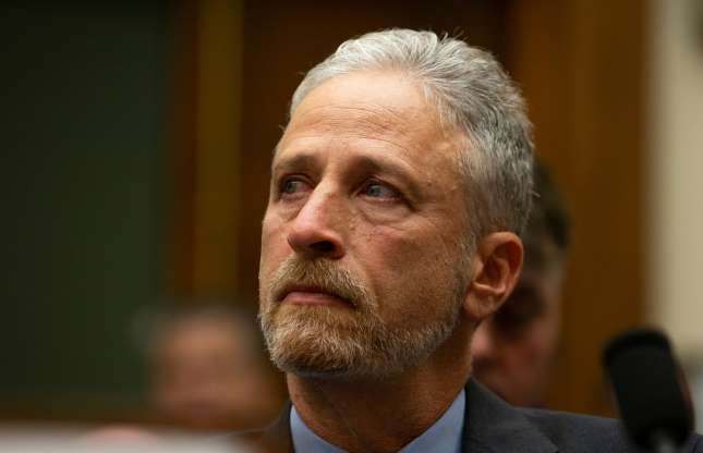 Jon Stewart - 30 Celebrities Targeted By Trump On Twitter