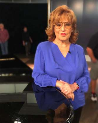 Joy Behar - 30 Celebrities Targeted By Trump On Twitter