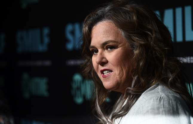 Rosie ODonnell - 30 Celebrities Targeted By Trump On Twitter