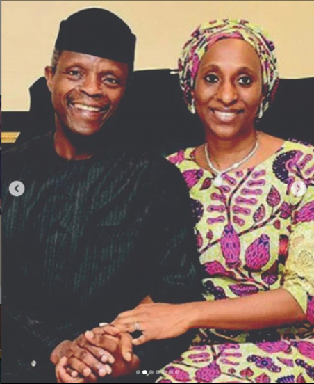 Screenshot 13 - Yemi Osinbajo And Wife, Dolapo Mark 30th Wedding Anniversary