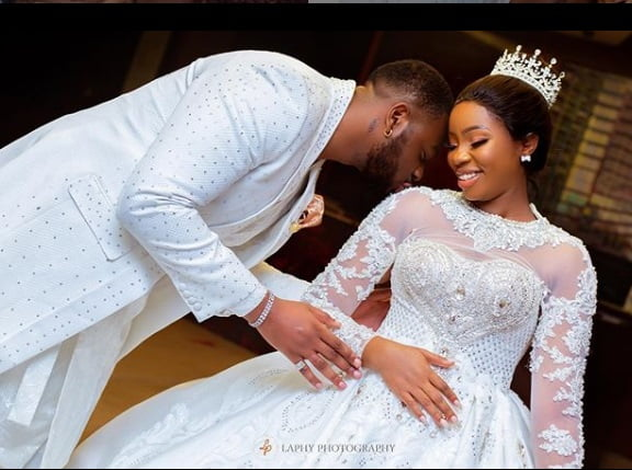 Teddy A and Bam - See Photos From Teddy A & BamBam's Wedding