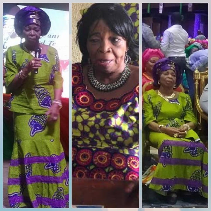 aguyi3 - Ex First Lady, Mrs Aguiyi-Ironsi Celebrates Her 96th Birthday In Grand Style