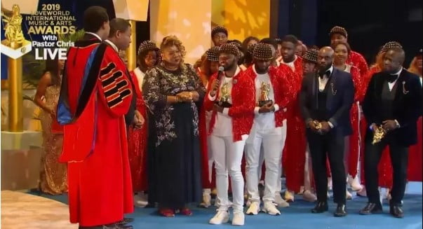 capture11 - The Award-Winners Of LIMA 2019 Attest That Pastor Chris Oyakhilome's Gospel Music Is The Best In The World
