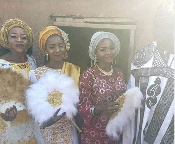 man women2 - Photos: Ghanaian Man Weds Three Women On The Same Day