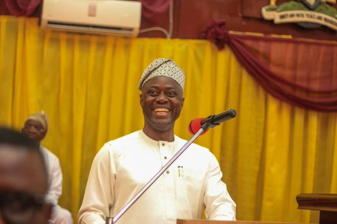 seyi 5 - Oyo State Governor, Seyi Makinde Presents N208 Billion Budget To Oyo State Assembly