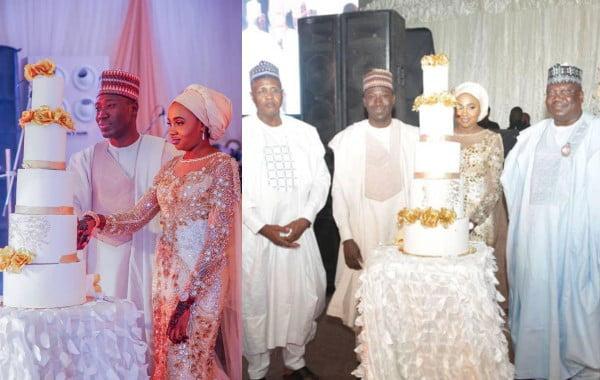 5e06f24549926 - See Photos From Senate President, Ahmed Lawan's Son's Wedding