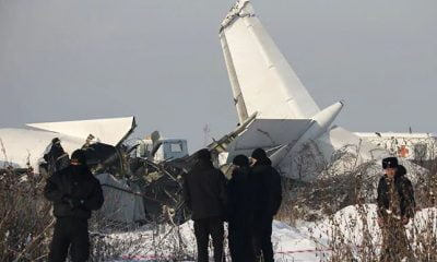 Tragedy As Ten People Die In Plane Crash