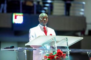 Bishop Oyedepo Shiloh 2019 300x200 - Bishop Oyedepo Backs #EndSARS Protests, Says 'Nigerians Have Been Pushed To The Wall'