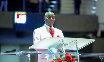 Bishop David Oyedepo States Position On Hate Speech Bill