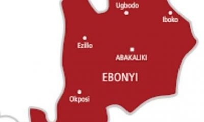Student's Hand Chopped Off By Bomb In Ebonyi