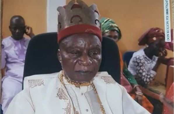 Breaking: Nnamdi Kanu's Father, Eze Israel Kanu Is Dead