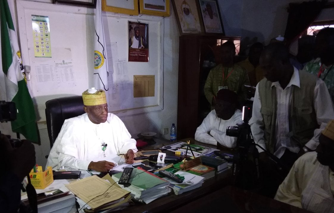 Isa Shettima ADSIEC boss - APC, Babachir reject Results as PDP Sweep Adamawa LGs polls