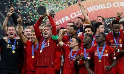 Liverpool Beat Flamengo, Lift FIFA Club World Cup
