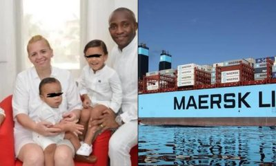 Breaking: Killer Of Maersk MD's Wife Arrested on Mango Tree In Lagos