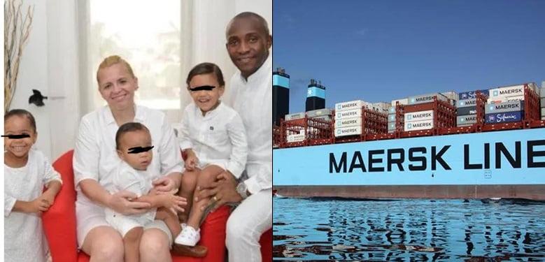 Breaking: Killer Of Maersk MD's Wife Arrested on Mango Tree In Lagos