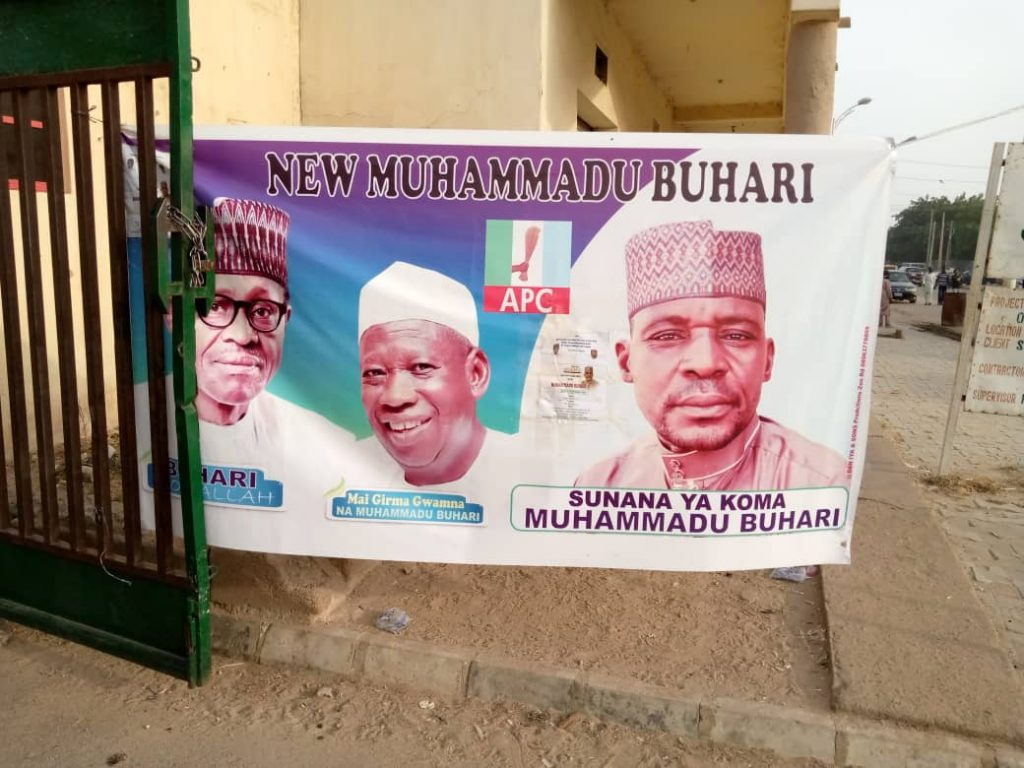 New Buhari 3 - Disenchantment: Man changes name from Buhari to Sulaiman in Katsina