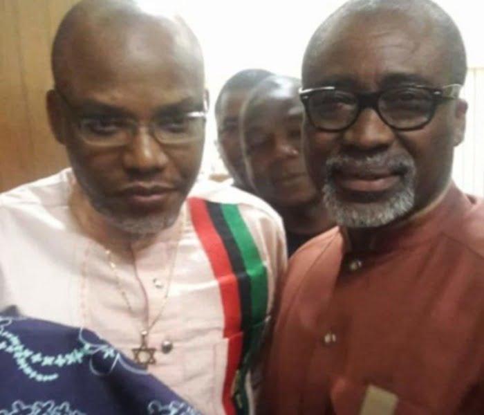 Biafra: Nnamdi Kanu Speaks On Senator Abaribe Sponsoring IPOB