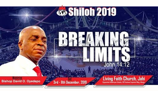 How To Live Stream Shiloh 2019 'Breaking Limits'
