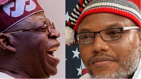 Tinubu's Reign Over, Sowore Now New Yoruba Leader - Nnamdi Kanu