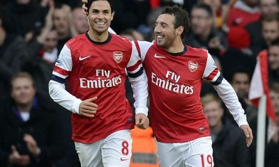 Arteta: Why I May Return To Arsenal - Cazorla